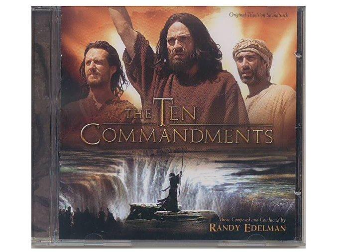 Desatero přikázání (soundtrack - CD) The Ten Commandments