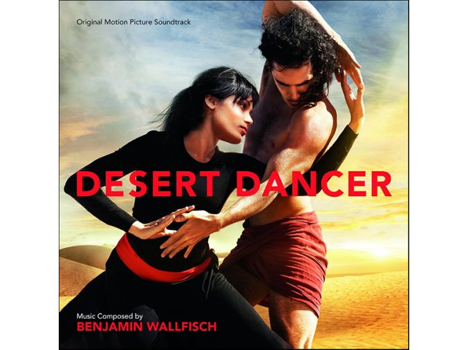 Desert Dancer (soundtrack - CD)