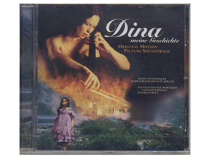 Dina (soundtrack - CD) I Am Dina