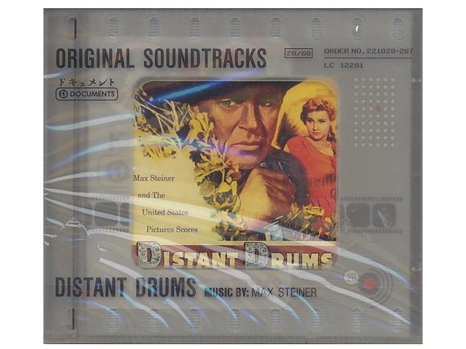 Distant Drums (soundtrack - CD)