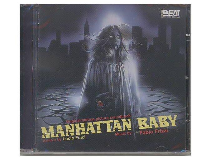 Dítě z Manhattanu: Ďábel přichází (soundtrack - CD) Manhattan Baby