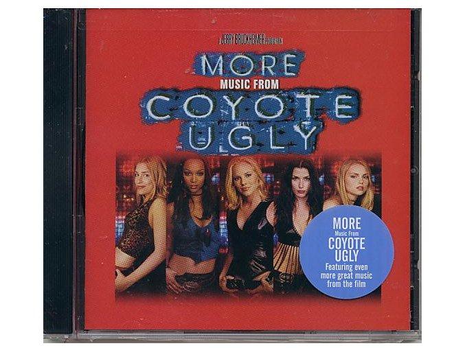 Divoké kočky (soundtrack - CD) Coyote Ugly (More Music From)
