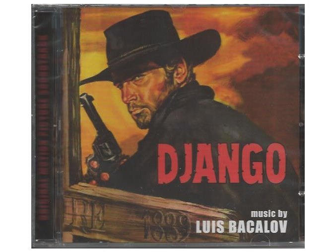 Django (soundtrack - CD)