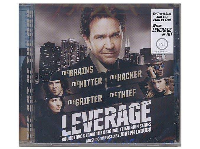 Dokonalý podraz (soundtrack - CD) Leverage