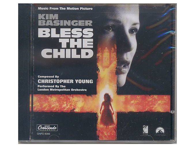 Dotek zla (soundtrack - CD) Bless the Child
