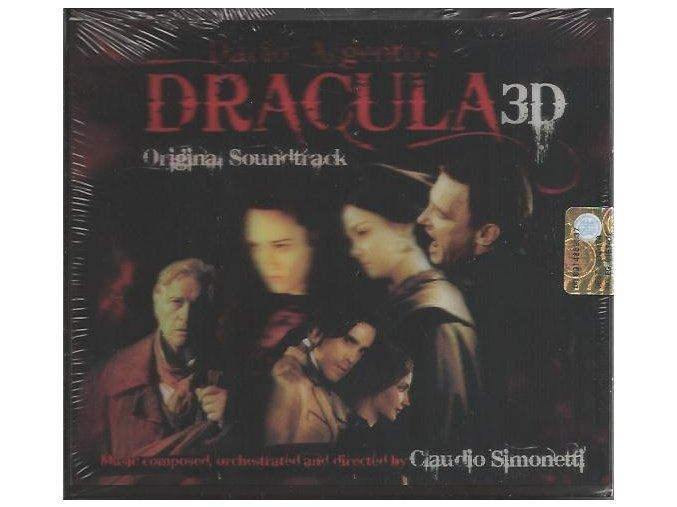 Dracula Daria Argenta - Dracula 3D (CD + DVD)