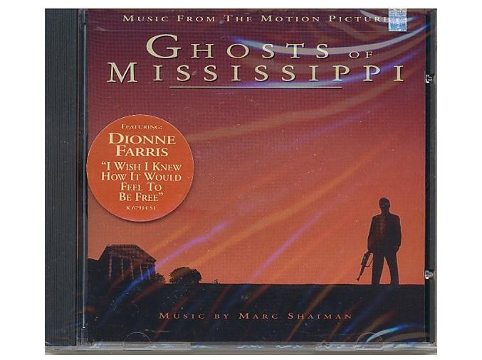 Duch minulosti (soundtrack - CD) Ghosts of Mississippi