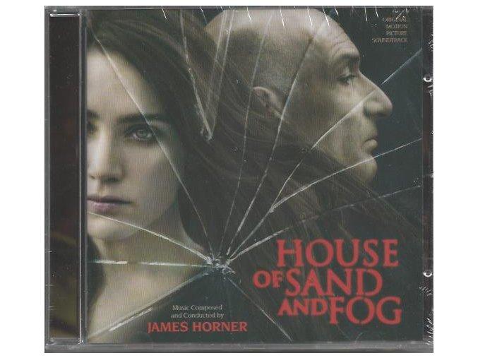Dům z písku a mlhy (soundtrack - CD) House of Sand and Fog
