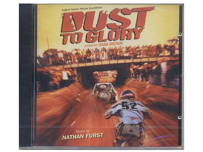 Dust to Glory (soundtrack - CD)