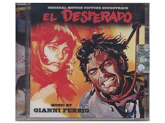 El Desperado (soundtrack - CD)