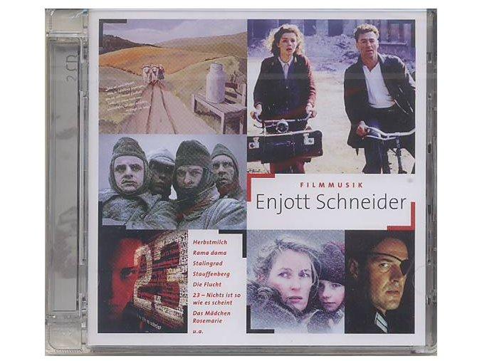 Enjott Schneider: Filmmusik (CD)