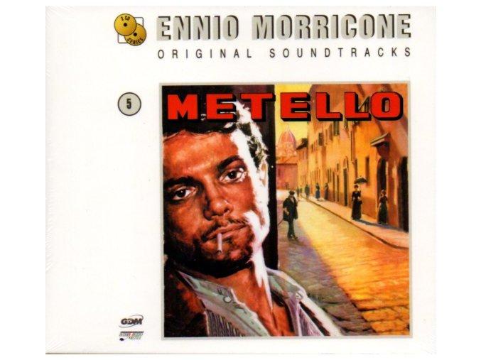 Ennio Morricone Original (soundtrack - CD)s 5/6