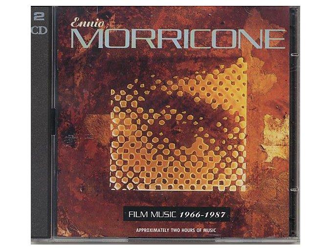 Ennio Morricone: Film Music 1966-1987 (CD)