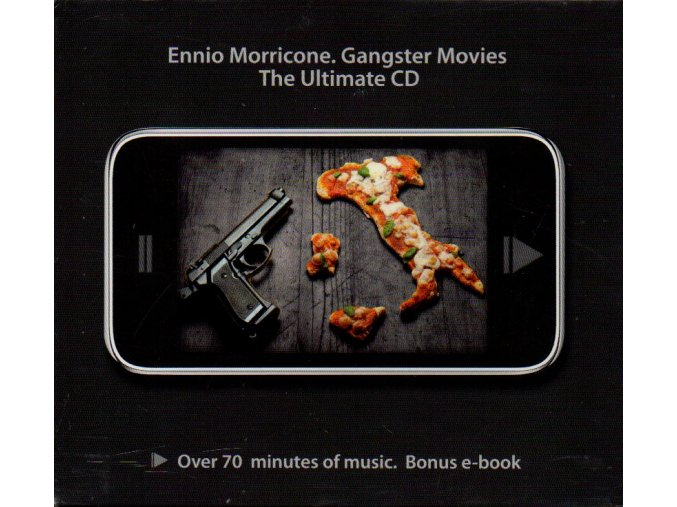 ennio morricone gangster movies ultimate cd