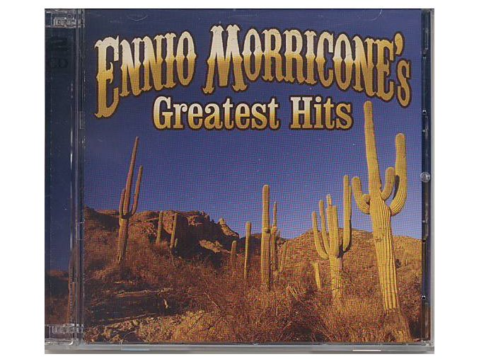 Ennio Morricones Greatest Hits (CD)
