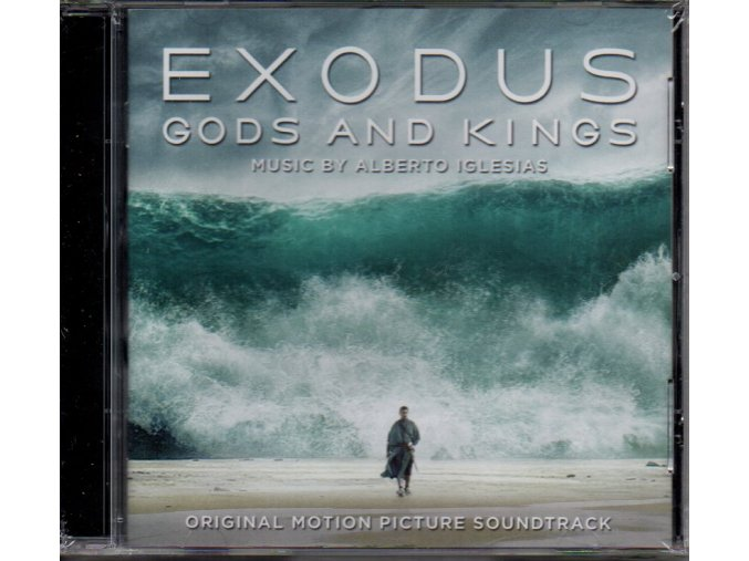 exodus gods and kings soundtrack cd alberto iglesias