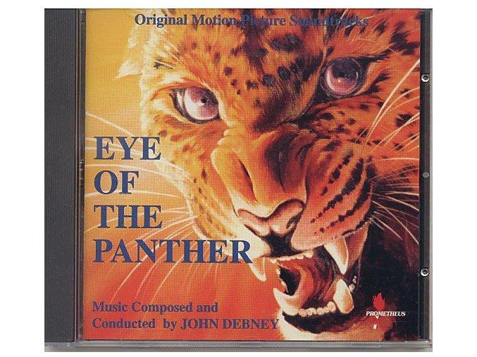 Eye of the Panther / Not Since Casanova (soundtrack - CD)