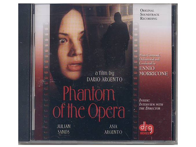 Fantom opery (soundtrack - CD) Phantom of the Opera