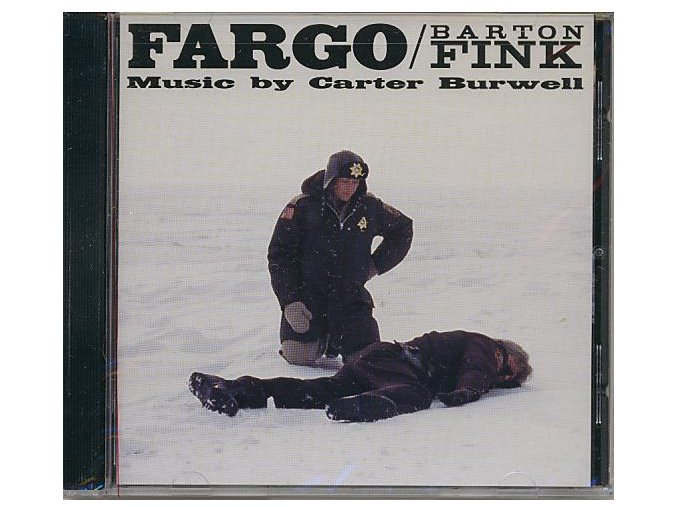 Fargo / Barton Fink (soundtrack - CD)