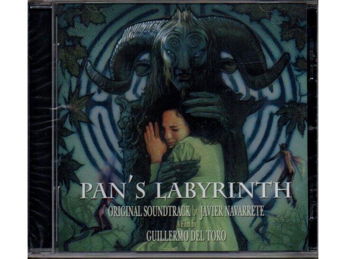 pans labyrinth soundtrack cd javier navarrete