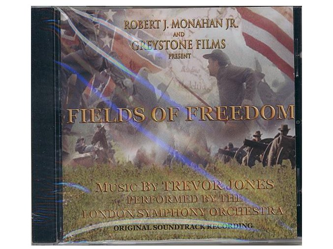 Fields of Freedom (soundtrack - CD)