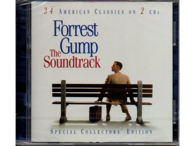 forrest gump the soundtrack 2 cd
