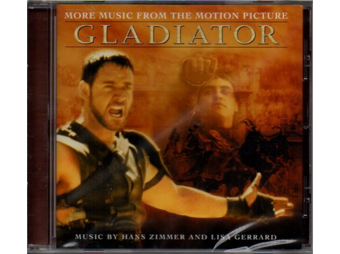 gladiator more music from cd hans zimmer lisa gerrard