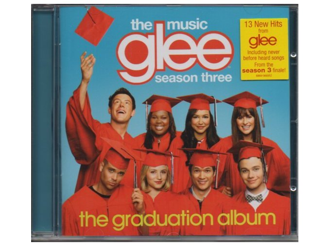 Glee: Season Three - The Graduation Album (soundtrack - CD)