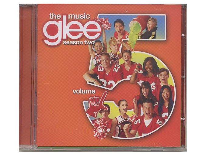 Glee: Season Two vol. 5 (soundtrack - CD)