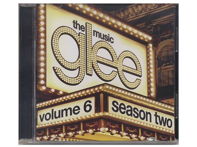 Glee: Season Two vol. 6 (soundtrack - CD)