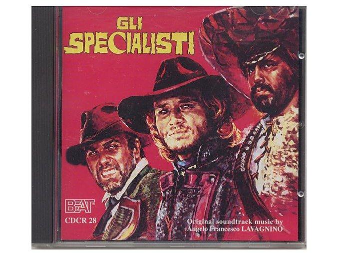 Gli Specialisti / 15 Forche per un Assassino (soundtrack - CD)
