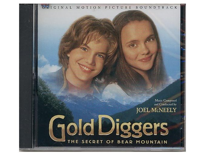 Gold Diggers: The Secret of Bear Mountain (soundtrack - CD)