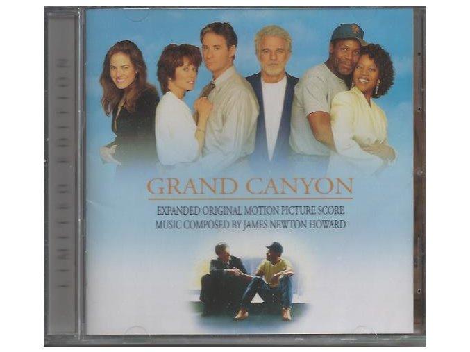 Grand Canyon (score - CD)