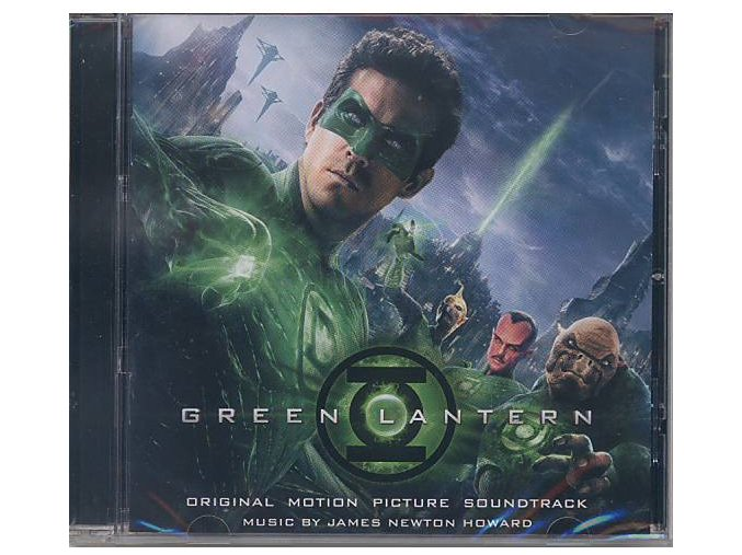 Green Lantern (soundtrack - CD)