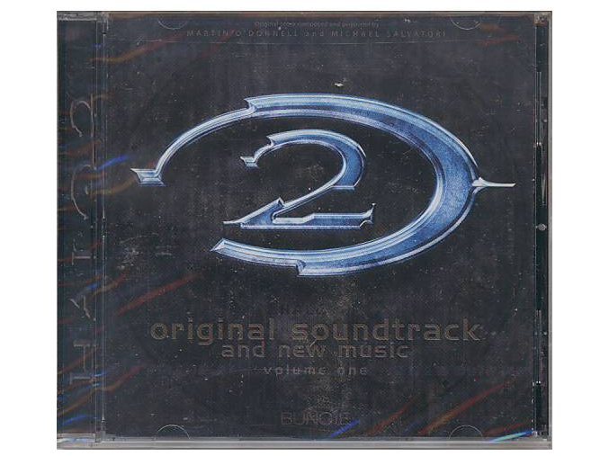 Halo 2 vol. 1 (soundtrack - CD)