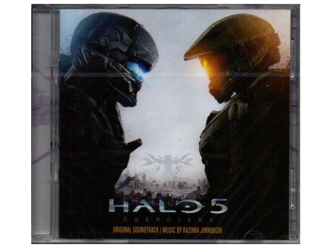 Halo 5: Guardians (soundtrack - CD)