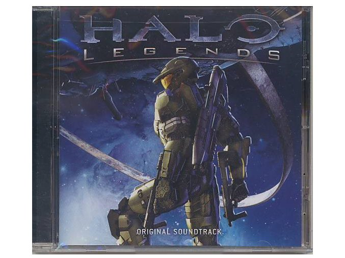 Halo: Legends (soundtrack - CD)