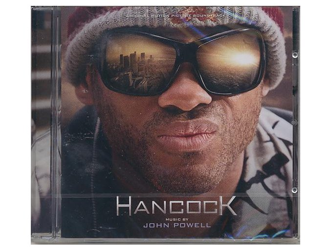 Hancock (soundtrack - CD)