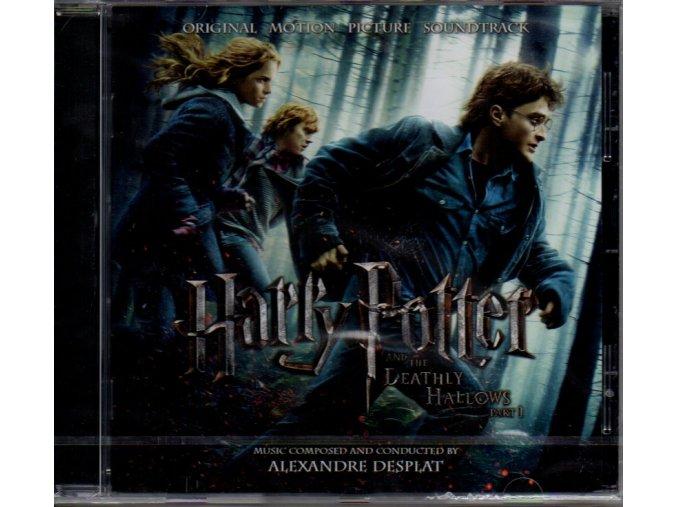 harry potter deathly hallows part 1 soundtrack cd alexandre desplat