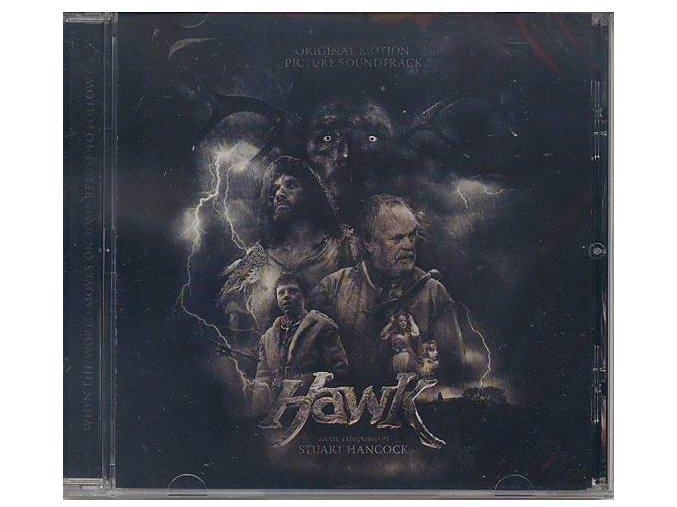 Hawk (soundtrack - CD)