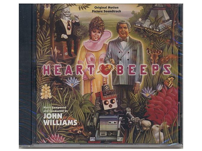 Heartbeeps (soundtrack - CD)