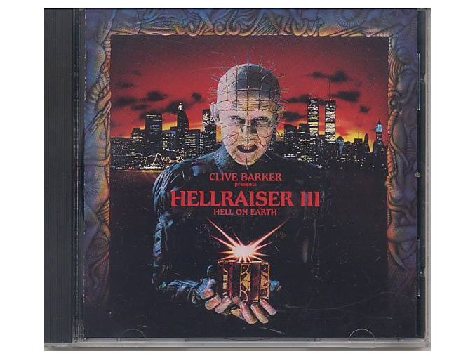 Hellraiser III: Peklo na zemi (soundtrack - CD) Hellraiser III: Hell on Earth