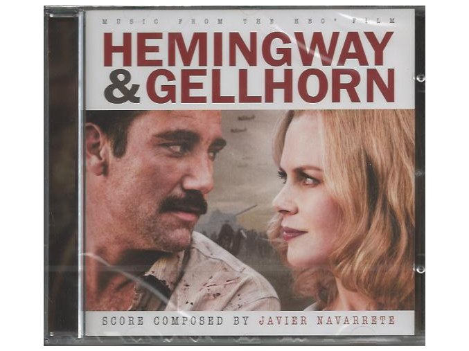 Hemingway and Gellhorn (soundtrack - CD)