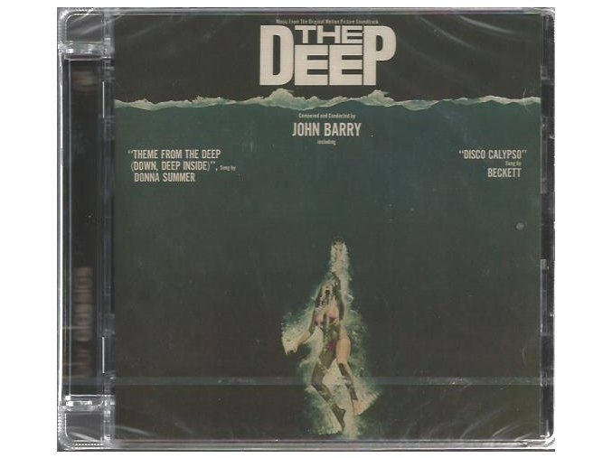 Hlubina (soundtrack - CD) The Deep