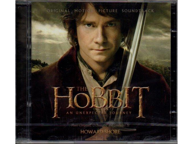 hobbit unexpected journey soundtrack cd howard shore