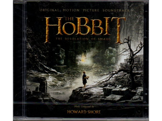 hobbit desolation of smaug soundtrack cd howard shore