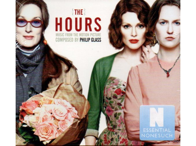 the hours soundtrack cd philip glass