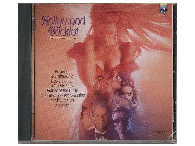 Hollywood Backlot (CD)