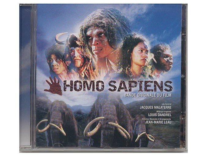 Homo Sapiens (soundtrack - CD)