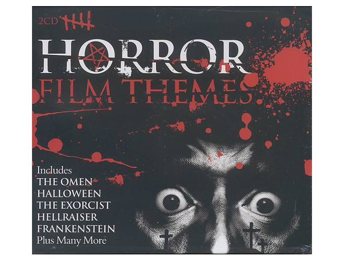 Horror Film Themes (CD)